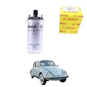 Bobina Original Bosch Fusca 1.6 8v  Gasolina 84-86