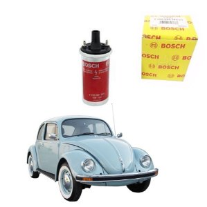 Bobina Original Bosch Fusca 1.6 8v  Alcool 93-96