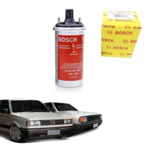 Bobina Original Bosch Gol 1.6 8V AP Gasolina 86-89