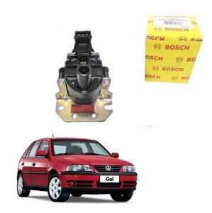 Bobina Original Bosch Gol G3 1.0 16V 511AT Gasolina 99-05