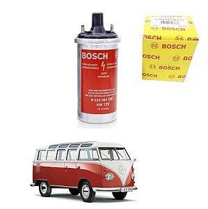 Bobina Original Bosch Kombi 1.6 8V  Alcool 84-91