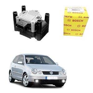Bobina Original Bosch Polo 1.6 8v EA111 Gasolina 02-06