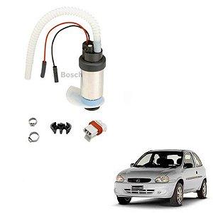 Kit Bomba Combustível Corsa/Sedan 1.0 MPFI  00-02-Alc Bosch