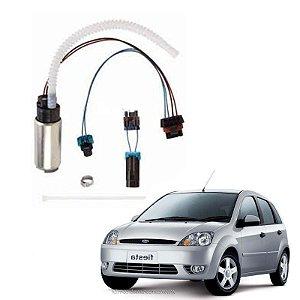 Kit Bomba Combustível Fiesta/Sedan 1.6i  04-06-Flex Bosch
