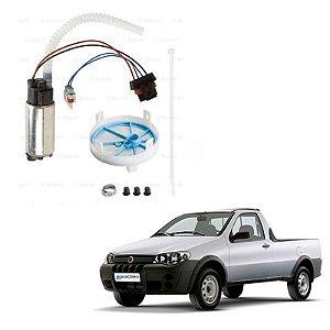 Kit Bomba Combustível Strada 1.8 MPI 8V  04-07-Flex Bosch