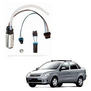 Kit Bomba Combustível Corsa/Sedan 1.0 MPFI  03-05-Alc Bosch