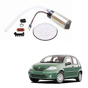 Kit Bomba Combustível C3 1.6 16V Automatic  08-12-Flex Bosch