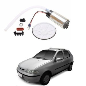 Kit Bomba Combustível Palio 1.4 MPI 8V  05-07-Flex Bosch