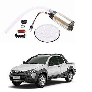 Kit Bomba Combustível Strada Adventure 1.8  12-17-Flex Bosch