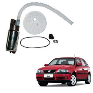 Kit Bomba Combustível Gol G3 1.0Mi 16V 99-05-Gasol Bosch