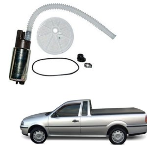 Kit Bomba Combustível Saveiro G2 1.6Mi 99-03-Gasol Bosch