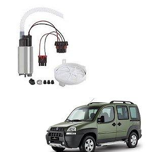 Kit Bomba Combustível Doblo 1.4 MPI 8V  09-17-Flex Bosch