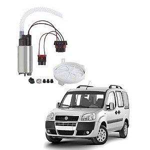 Kit Bomba Combustível Doblo 1.8 MPI 8V  06-09-Flex Bosch