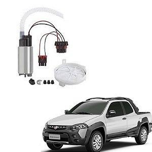 Kit Bomba Combustível Strada Adventure 1.8  12--Flex Bosch