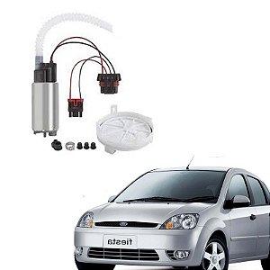 Kit Bomba Combustível Fiesta/Sedan 1.0i  07-12-Flex Bosch