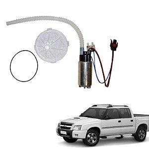 Kit reparo Bomba Combustível S10 2.4 MPFI  07-12-Flex Bosch