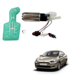 Kit Bomba Combustível Fluence 2.0 16V 11-17-Flex Bosch