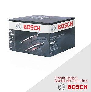 Pastilha Freio Bosch Cerâmica Fiesta 1.5  13-17 Diant