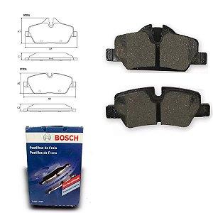 Pastilha de Freio Dianteira BMW 120 i 07-11 Original Bosch