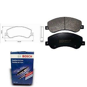 Pastilha de Freio Dianteira  Amarok 2.0 BiTDI 10-12 Bosch