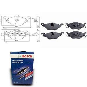 Pastilha de Freio Dianteira Astra Sedan 1.8 MPFI 98-04 Bosch