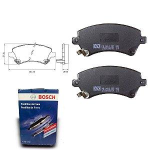 Pastilha Freio Dianteira Corolla Fielder 1.8 Wag 04-07 Bosch