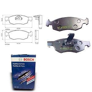 Pastilha de Freio Dianteira Doblo 1.6 MPI 16V 01-03 Bosch