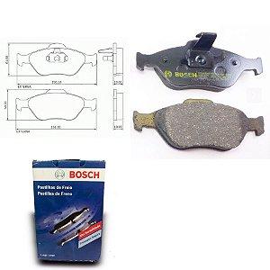 Pastilha Freio Dianteira EcoSport 2.0 16V 4WD 04-12 Bosch