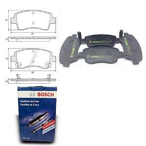 Pastilha de Freio Dianteira Etios 1.5 Hatch 12-18 Bosch