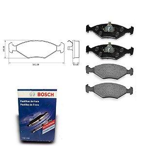 Pastilha Freio Dianteira Fiorino Furgao 1.5 MPI 97-02 Bosch