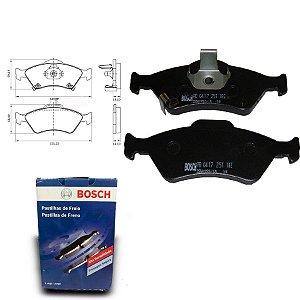 Pastilha de Freio Dianteira Fit 1.5i 16V 05-08 Orig. Bosch