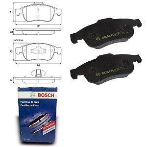 Pastilha de Freio Dianteira Fluence 2.0 16V  11-18 Bosch