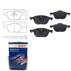 Pastilha de Freio Dianteira Focus Sedan 2.0 16V 08-18 Bosch