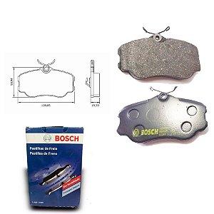 Pastilha de Freio Dianteira Gol G2 2.0Mi 16V GTI 95-99 Bosch