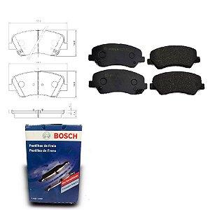 Pastilha de Freio Dianteira HB20X 1.6  13-18 Orig. Bosch