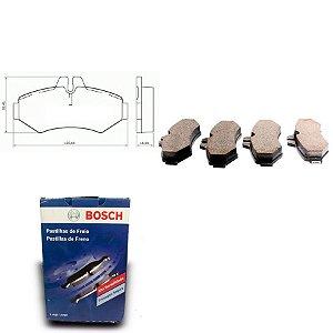 Pastilha Freio Traseira Hilux 3.0 16V Intercoler 05-11 Bosch