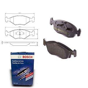 Pastilha de Freio Dianteira i30 2.0 CW 08-11 Original Bosch