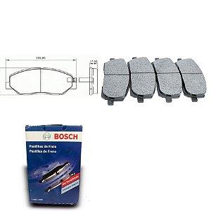 Pastilha Freio Dianteira Korando D20T 2.0 Diesel 10-18 Bosch
