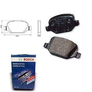 Pastilha Freio Traseira Linea 1.8 16V Dualogic 10-18 Bosch