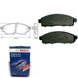 Pastilha Freio Dianteira Pajero TR4 2.0 4x4 16V 02-07 Bosch