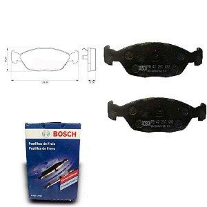 Pastilha de Freio Dianteira Quantum 2.0 93-96 Orig. Bosch