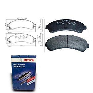 Pastilha de Freio Dianteira S10 2.4 MPFI 00-12 Orig. Bosch
