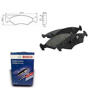 Pastilha de Freio Dianteira Sephia I 1.6 16V 95-97 Bosch