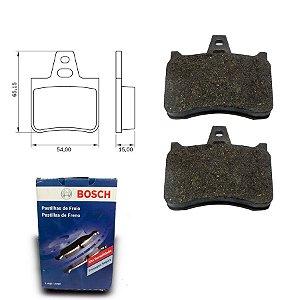 Pastilha de Freio Traseira  Xantia 2.0 16V 93-01 Bosch