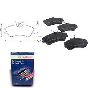 Pastilha Freio Dianteira Xsara Picasso 2.0 16V 00-12 Bosch