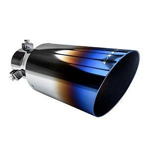 Ponteira Luzian Em Aço Inox Angulada P005