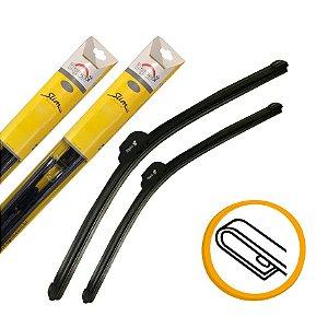 Palheta limpador parabrisa Dyna Siena G2,G3,G4 01-19