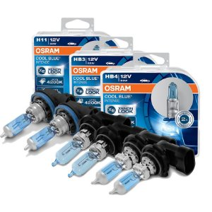 Kit Completo Lâmpada Cool BLue Outlander 10-13 Osram