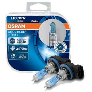 Lâmpada Farol de Milha Cool Blue Hyundai HB20 16-18 Osram