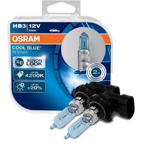 Lâmpada Farol de Milha Cool Blue PT Cruiser 12-18 Osram